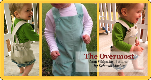 669f705ca Giveaway  Overmost and Pinafore Sewing Patterns.