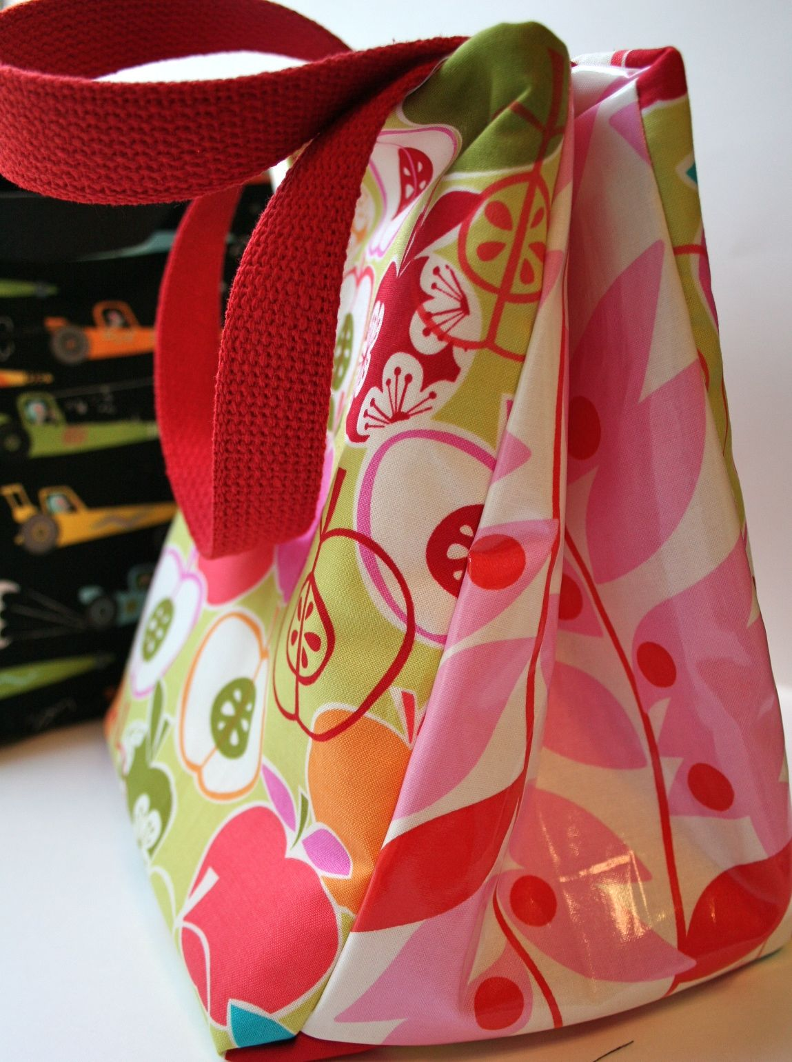 Back To School Lunch Bags Whipstitch