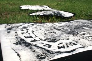quilt cemetery