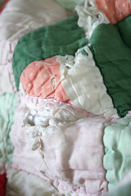 Can I Save This Quilt? | Whipstitch : antique quilt repair - Adamdwight.com