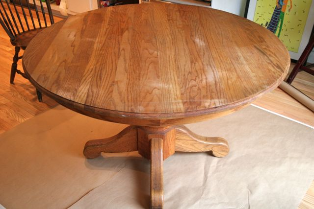 used kitchen table | prince furniture
