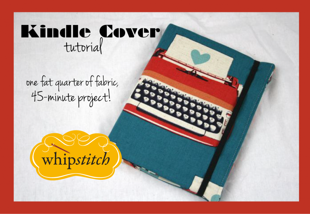 Kindle Book Cover Diy : Tutorial for the kindle cover and case whipstitch