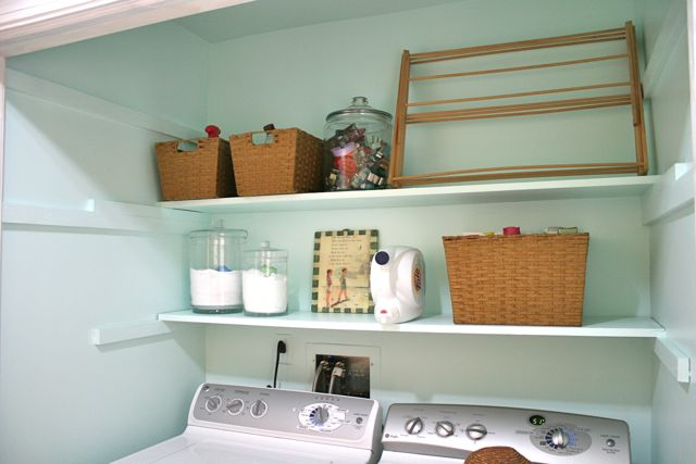 Laundry Room Reveal Whipstitch