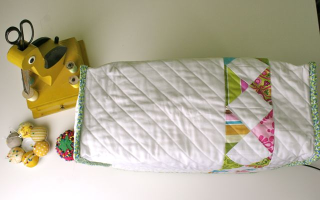 quilted sewing machine cover
