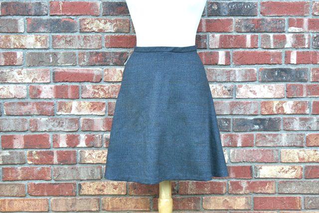 wool skirt 2