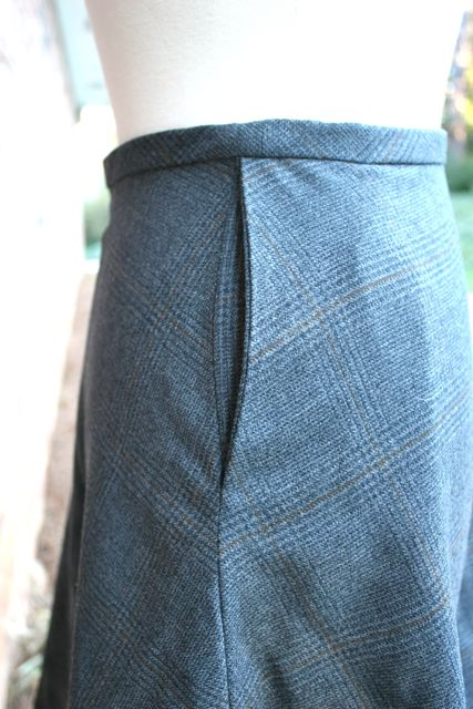 wool skirt 4