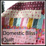 domestic bliss quilt button