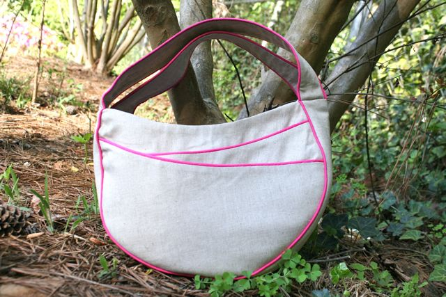 everyday handbags piped bag