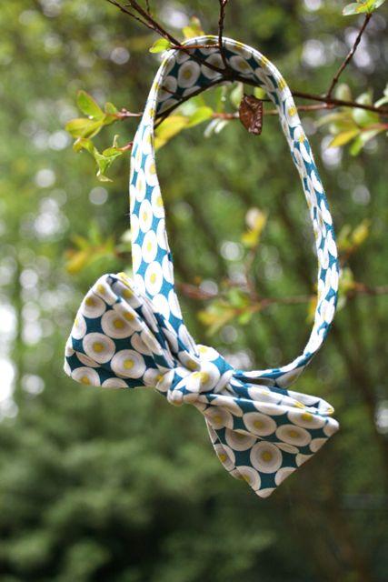 micromod sew along bow tie tree