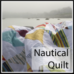 nautical quilt button