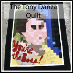 tony danza quilt button