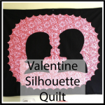 valentine quilt button
