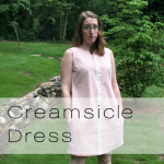creamsicle button
