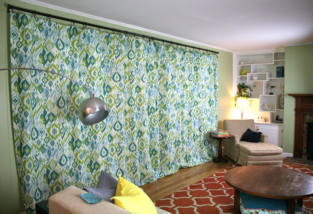 curtains for the den  whipstitch - den curtains  whipstitch