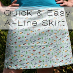 easy skirt button