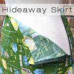 hideaway button