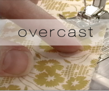 overcast button