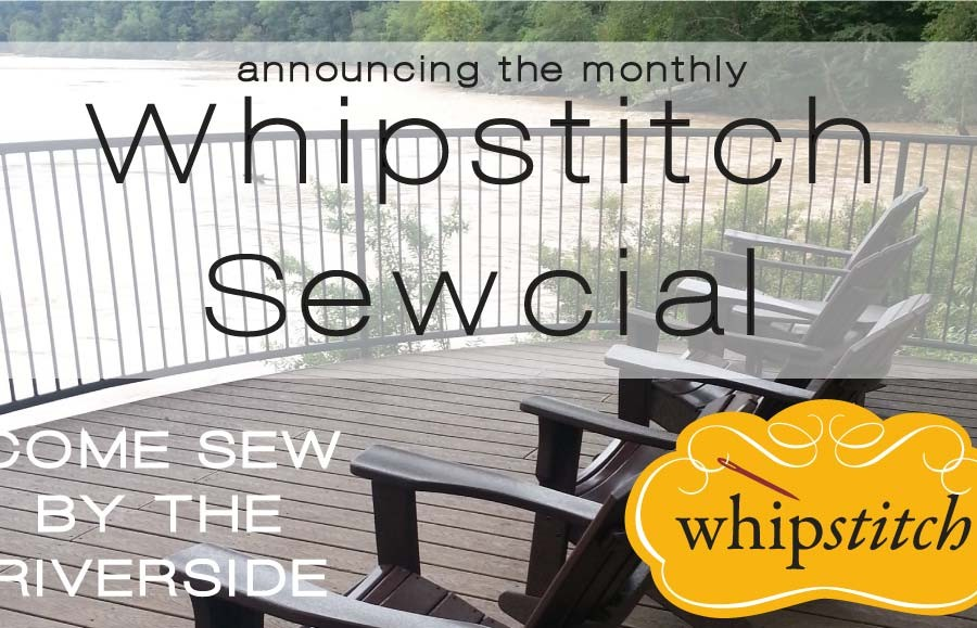 Whipstitch Sewcial meet up