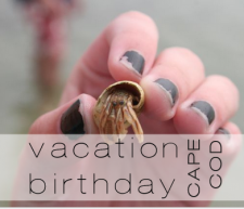 vaca bday button