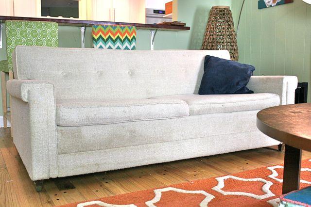 vintage sofa 1