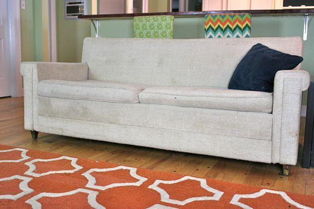 vintage sofa 2