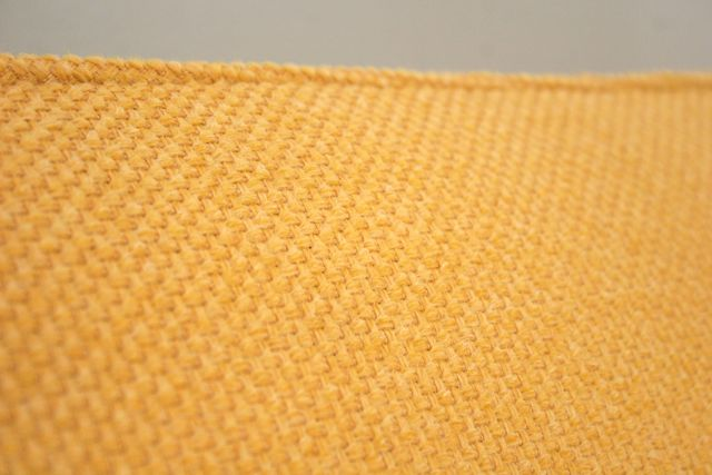 wool upholstery fabric in corn