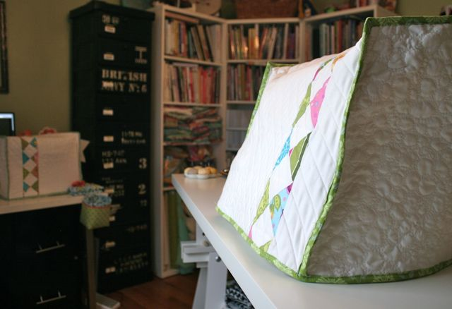matching sewing machine and serger covers