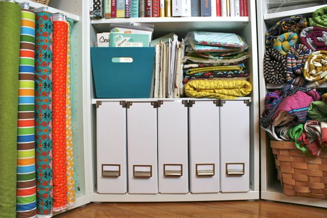 whipstitch studio sewing magazine storage