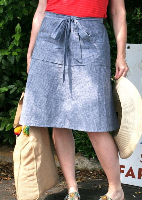 miette skirt | whipstitch