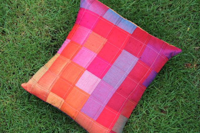 oakshott quilted pillow | whipstitch blog