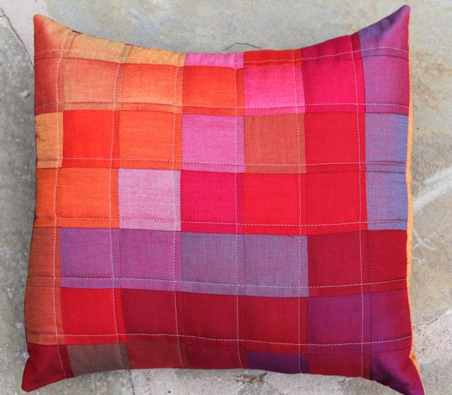 quilted oakshott pillow overhead