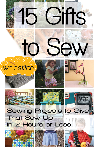 15 things to sew now Whipstitch