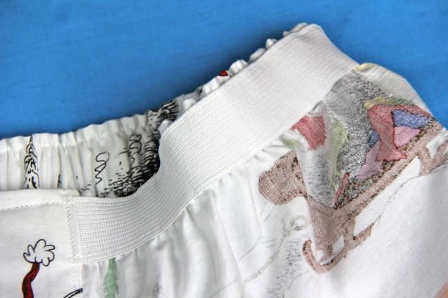kwik sew 1672 interior waistband