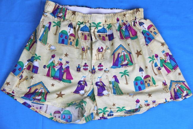 nativity boxer shorts 1