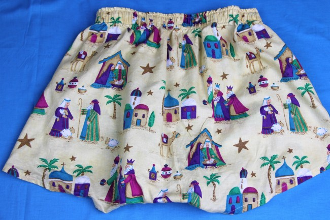 nativity boxer shorts no rear seam