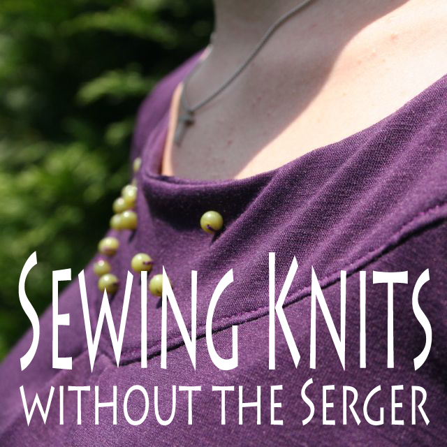 sewing knits square