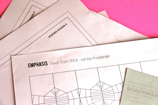 emphasis templates