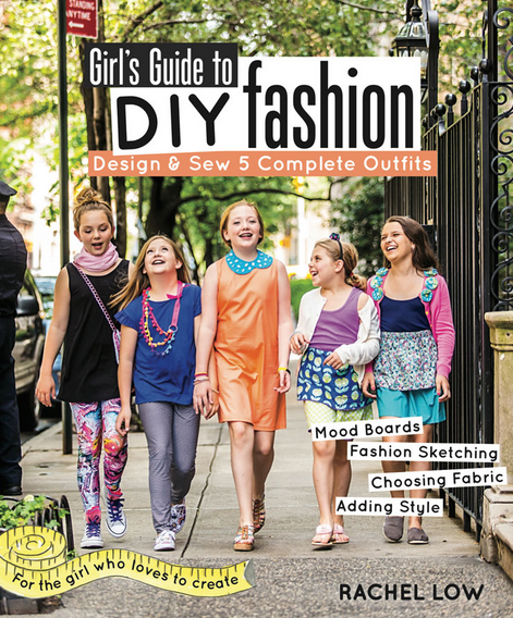 Girls Guide to DIY Fashion