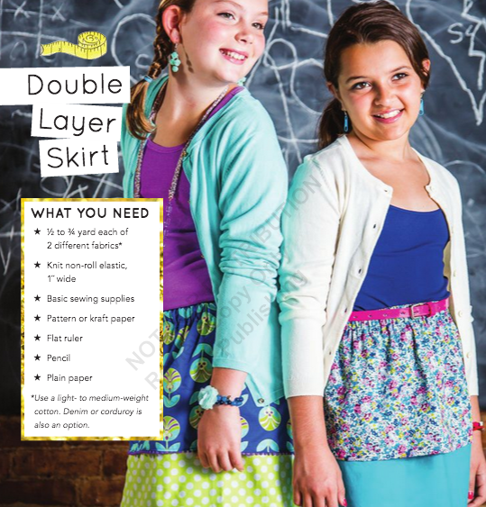 girls guide to diy fashion h
