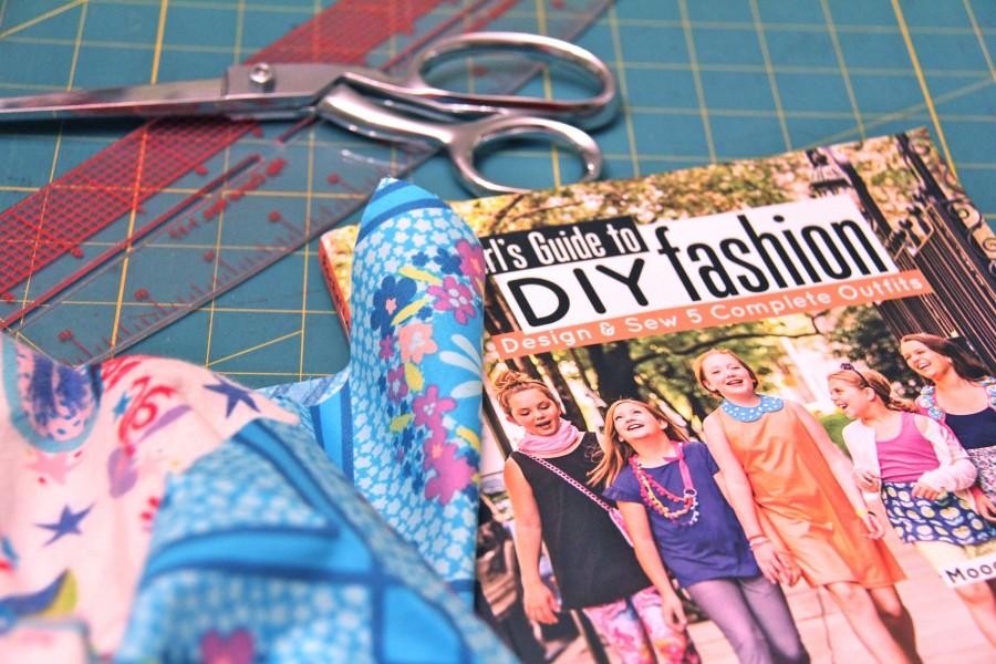 girls guide to diy fashion e