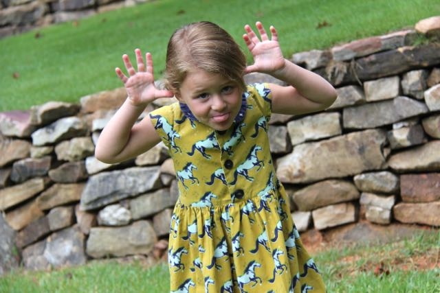 We love the Flip Flop Dress from Whipstitch!
