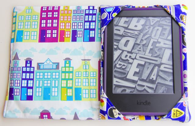 How to make a Kindle cover | Whipstitch blog