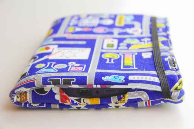 kindle cover tutorial | Whipstitch blog