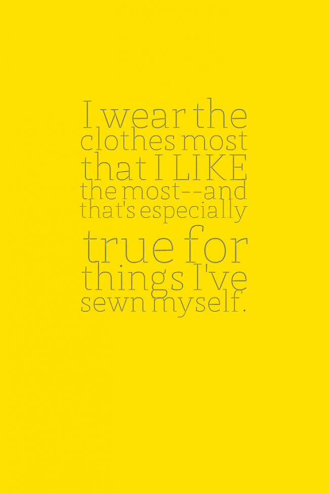 clothes-i-wear-most-quote