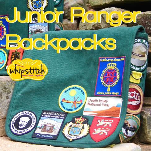 junior ranger backpacks square