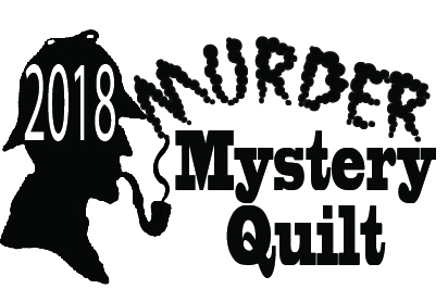 Murder Mystery Quilt a year long block of the month club