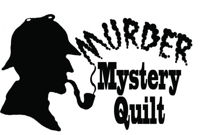 Murder Mystery Quilt logo rectangle
